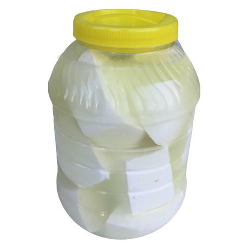 Niyazibey Çiftliği Doğal Köy Peyniri Bidon İçerisinde 1 kg