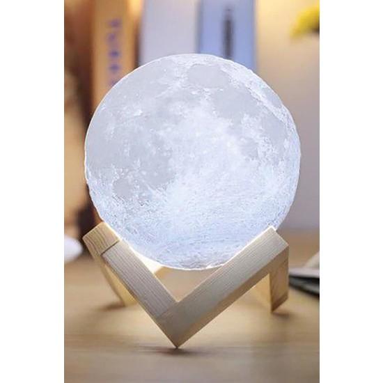 Moonlight Dekoratif Ay Gece Lambası