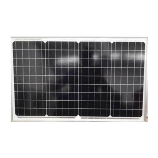 Alfa 40 Watt Monokristal Güneş Paneli - Solar Panel
