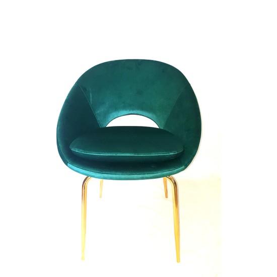 Poly Chair Liya Altın Ayak