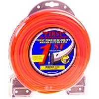 Speed France 7430101 Tırpan Misinası 3.0 mm 44 mt Turuncu Dört Köşeli