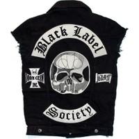 Black Label Kot Yelek