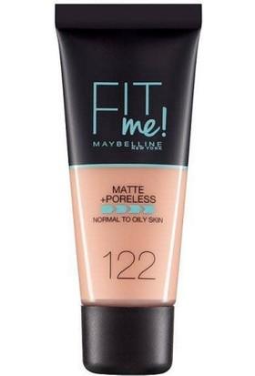 Maybelline Fit Me Fondöten 122 Creamy Beige 30ML