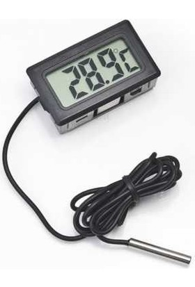 Venusaqua Dijital Termometre - Siyah
