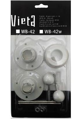Intro-x Hoparlör Duvar Askı Aparatı Takım Beyaz Wb-42