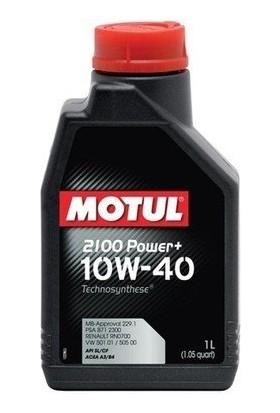Motul 2100 Power 10W-40 +1 Litre Motor Yağı ( Üretim Yılı : 2019 )