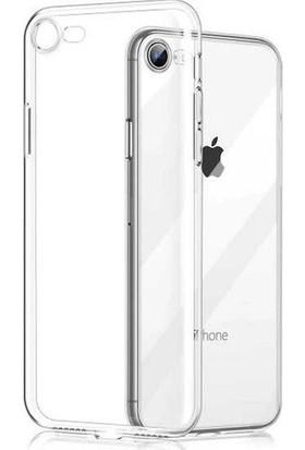 Semers Iphone 6 - 6s Ekran Koruyucu + Şeffaf Silikon Kılıf