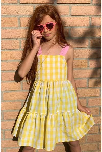 Colorinas Heidi Elbise Soft Sarı