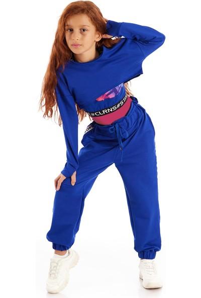 Colorinas Modern Romance Şeritli Pantolon