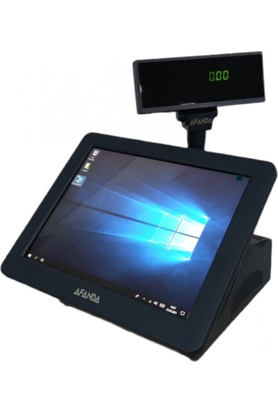 Afanda GL-8000 I3 8gb Ram 120GB SSD Pos Pc