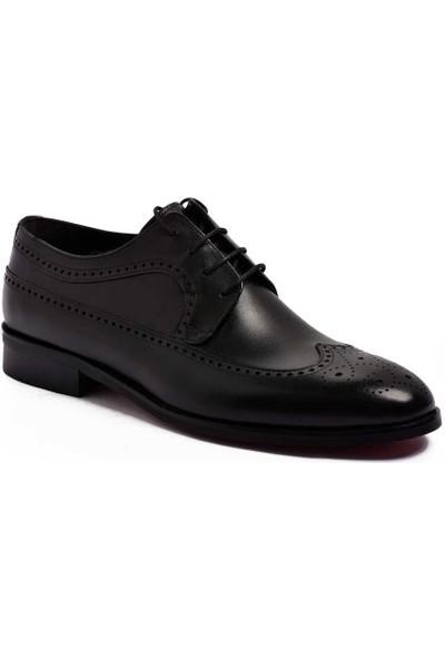 Parlak Erkek Klasik Deri Ayakkabı 509-21K
