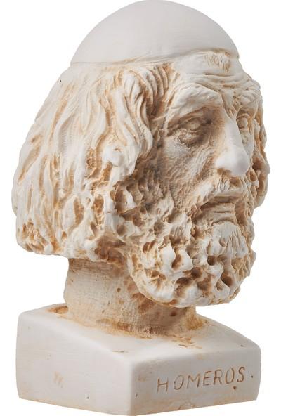 Müzeden Al Heykel Homeros