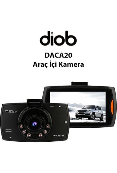 Diob Araç Içi Kamera DACA20