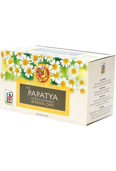 Ege Lokman Papatya Bitki Çayı 20 Süzen Poşet