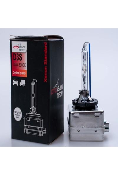 Otoban Oto LED Far Xenon Ampul D3S 4300K 35W Otoban