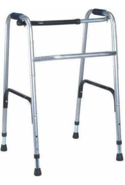 Medikalbim Yürüteç Rollatör Hareketli Engelli Hasta Yürüteci Wolkır Yürümeye Yardımcı