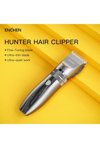 Enchen Hunter Elektrikli Saç Düzeltici (Yurt Dışından)