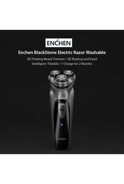 Enchen 3D Elektrikli Tıraş Makinesi (Yurt Dışından)