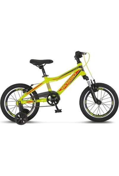Mosso Wıldfıre M-16-V Erkek Çocuk Bisikleti 255H 16 Jant Lıme Siyah