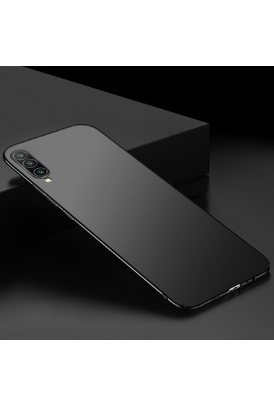 Meizu 16XS Kamera Korumalı Fit Silikon Kılıf