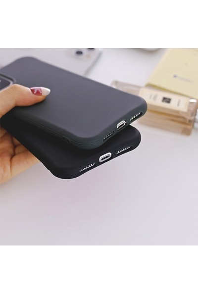 Ssmobil iPhone Xr 6.1 Inch Shockproof Tpu Soft Slim Silikon Kılıf