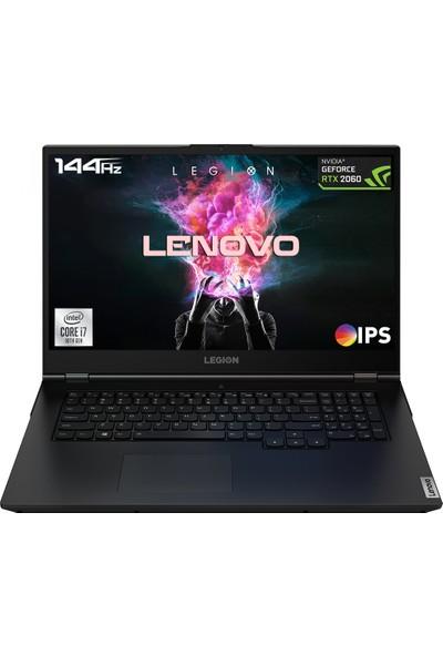 "Lenovo Legion 5 Intel Core i7 10750H 16GB 1TB SSD Freedos RTX 2060 15.6"" FHD Taşınabilir Bilgisayar 81Y600NRTX"