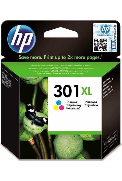 HP 301XL CH564E Yüksek Kapasite Renkli Kartuş