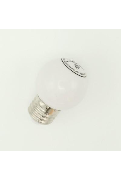 Sunlight Top LED Gece Lambası 1W Tasarruflu Beyaz Kırmızı Mavi Sarı E27