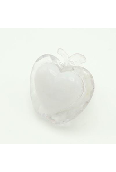 Sunlight Kalp Rgb Işıklı LED Gece Lambası 0,13W Tasarruflu Fişli Düğmeli