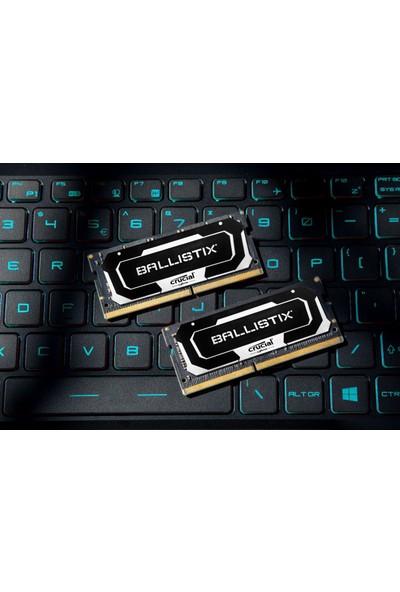 Crucial Ballistix BL2K8G32C16S4B 2X8GB Kit (16GB) Ddr4 3200MHZ Sodımm Notebook Ram Bellek