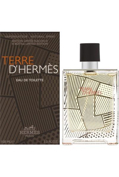 Hermes Terre D'hermes Limited Edition Edt 100 ml Erkek Parfüm