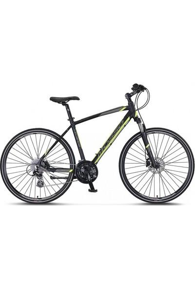 Mosso Legarda 2127 Msm 28 J H.disk 51'' Erk.bisiklet-Siyah-Lime