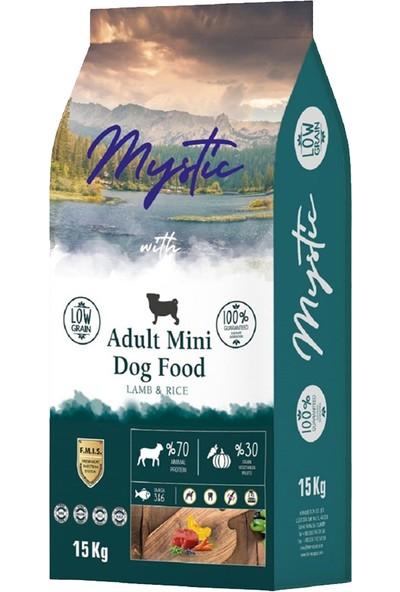 My Stil Mystic Az Tahıl.yetişkin Köp. Mini Orta Kuzu 15KG