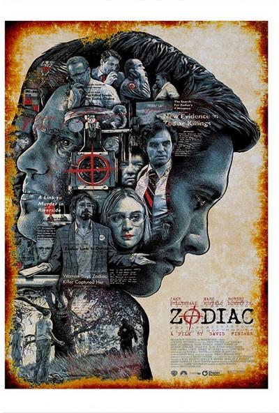 Tablomega Zodiac Mdf Poster