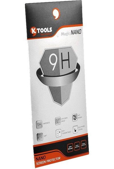 Ktools Magıc Nano Iphone 11 Pro Max Ekran Koruyucu