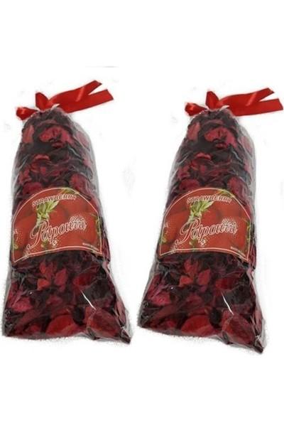 Happyland 4(Paket) 2400 Adet Kuru Gül Yaprağı Gül Yaprakları Kurusu