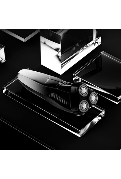 Enchen Elektrikli Tıraş Makinesi 3'lü Yüzer Bıçak (Yurt Dışından)