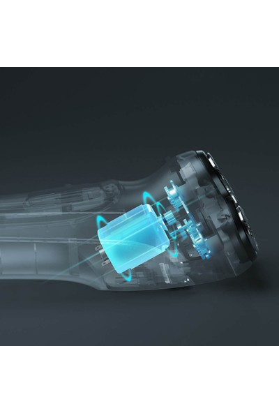 Enchen Black Stone 3D Elektrikli Tıraş Makinesi (Yurt Dışından)