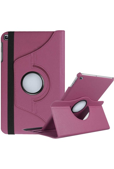RedClick Galaxy Tab S6 Lite 10.4 Inç Dönebilen Standlı 360 Tablet Kılıfı
