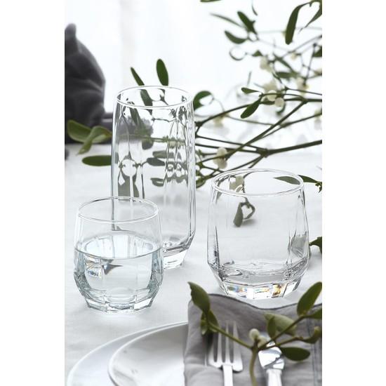 Lav Bardak Seti Su Takımı Su Bardak Meşrubat Bardağı 18 Parça