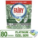 Fairy Platinum Özel Seri 80'li Bulaşık Makinesi Kapsülü