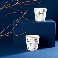 Porland Ruby Vidi 2li Bardak Takımı 200CC Porselen Bardak Takımı Porselen Kupa