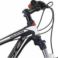 Mosso Wıldfıre M-26-V Erkek Dağ Bisikleti 357H 26 Jant 21 Vites Siyah-Beyaz