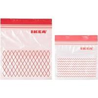 Ikea Istad Kilitli Buzdolabı Poşeti 60'lı