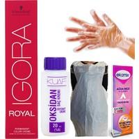 Igora Royal 0-88 Kızıl Yoğunlaştırıcı Oksidan 20VOL