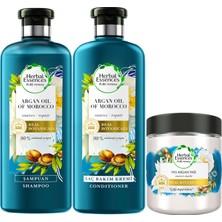 Herbal Essences Onarıcı Argan Yağlı Saç Bakım Seti