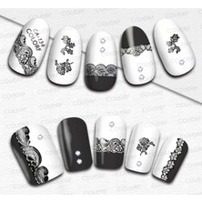 Aba Nails Tırnak Sticker