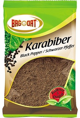 Bağdat Toz Karabiber 1000 gr