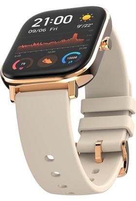 Amazfit Gts 341 Ppi Amoled Ekran Bt5.0 Bileklik Gps + Glonass Hafif 5ATM Su Geçirmez Akıllı Saat (Yurt Dışından)