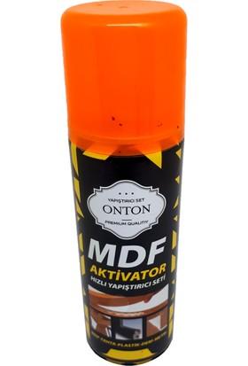 Onton Mdf Hızlı Yapıştırıcı Seti 200 ml Aktivatör